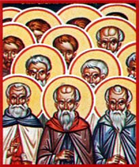 Sts 13 Martyrs