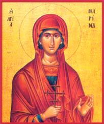 Ste Marina d'Antioche