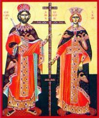 Sts Constantin et Hélène