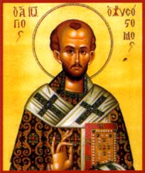 St Jean Chrysostome