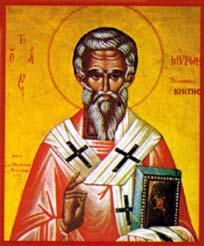 Sfîntul Mucenic Miron, preotul