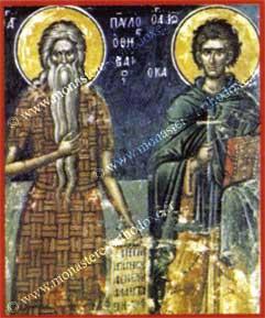 Sts Paul et St Jean