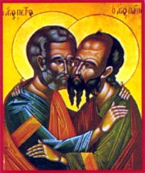 Sts Pierre et Paul