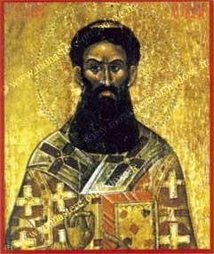 St Sabbas